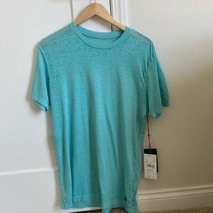NWT Blue RVCA T-Shirt